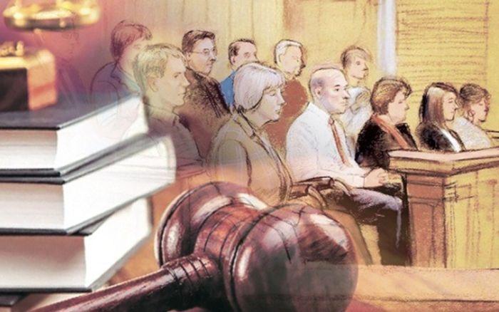 Присяжные заседатели