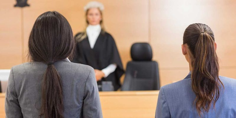 Участие в судебных тяжбах